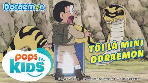 S6] Doraemon Tập 277 - Tôi Là Mini Doraemon, Đẹp Trai Mạnh Mẽ Hay Thông  Minh - Hoạt Hình Tiếng Việt - Mission Ready At 6