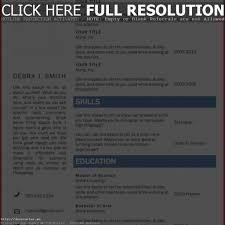 Winway Resume Deluxe 14 Resume For Study