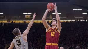 Iowa State Scholarship Chart Michael Jacobson Mens Basketball Iowa State University