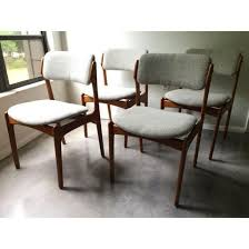 modern red dining chairs awesome danish modern dining chairs hafoti of modern red dining chairs best
