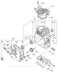 Robin subaru ey28 parts diagrams