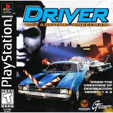 sony playstation 1 games. driver - playstation 1 game complete sony playstation games