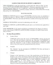Business Development Agreement Template Master Service Consulting ...