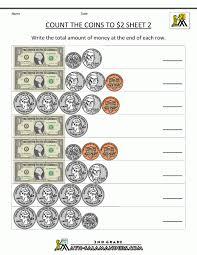 Free Printable Money Math Worksheets : Kelpies