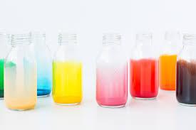 diy stained glass bottles tutorial fallfordiy