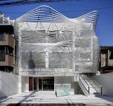 Contorted Building Facades