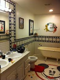 vintage mickey mouse bathroom decor deboto home design kids