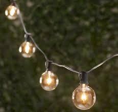 Solar String Bulb Lights Outdoor Outdoor Designs