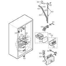 lg refrigerator parts diagram. ice lg refrigerator parts diagram e