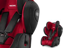 the next generation recaro child safety launches the new young sport hero
