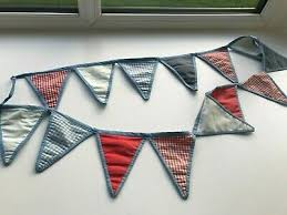 💕PERSONALISED GIRL LAURA Ashley Esme and Sage Pretty Bunting Flags  Banner💕 - £1.50 | PicClick UK