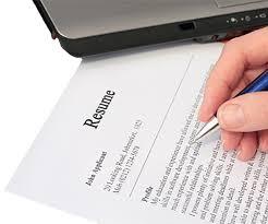 Free Resume Critique Resume