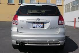 Pre-Owned 2003 Toyota Matrix Xr Sport Wagon Station Wagon in San ...