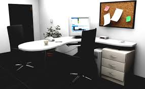 amazing modern glass office desk amazing glass office table