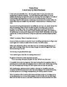 descriptive essay on a rainy day school essays urdu