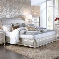 picture of hefner platinum 5 pc queen bedroom