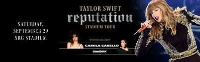 Nrg Seating Chart Taylor Swift Taylor Swift Reputation Tour Nrg Park