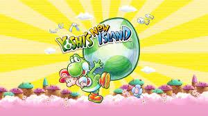 yoshi s new island