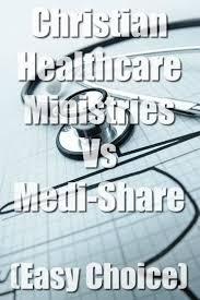 Liberty healthshare offers three membership plans: Christian Healthcare Ministries Vs Medi Share 8 Big Differences Health Care Christian Christian Devotions