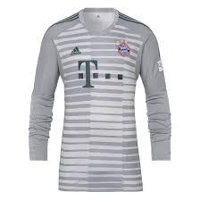 Adidas bayern munich home goalkeeper. Fc Bayern Goalkeeper Shirt 18 19 Official Fc Bayern Munich Store