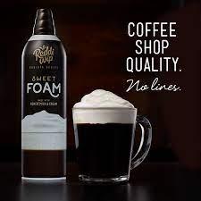 It's better than drip coffee for sure, but not the best percolated flavor around. Reddi Wip Barista Series Sweet Foam Coffee Topper 13 Oz Walmart Com Walmart Com