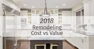 40 Kitchen And Bath Remodeling Cost Vs Value Interesting Kitchen And Bath Remodeling Costs Collection
