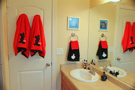 mickey mouse bathroom furniture home decor by reisa
