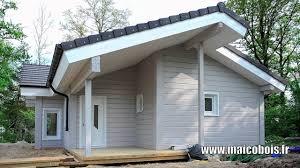 Davaus Net Maison Moderne Bois Kit Avec Des Id Es