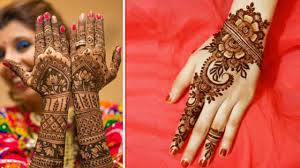Gujarati Mehndi Design Images Gujarati Mehndi Designs Are Intricate And Irresistible
