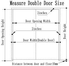 double doors width noteworthy double doors width width of double doors door sliding shower mm p double doors width