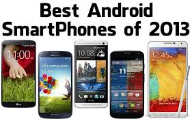 Best Android SmartPhones of