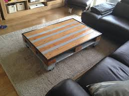 Table Basse Industrielle A Vendre Mobilier Design D Coration D