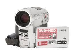 hitachi dvd cam. $74.99 hitachi dvd cam 5