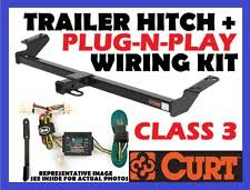 honda trailer wiring harness curt trailer hitch vehicle wiring harness for 97 01 honda cr v crv
