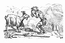 the goat and the goatherd fables of aesop