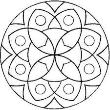 Mandala Disegno Da Colorare Gratis 7 Disegni Da Colorare E