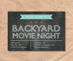 Movie Night Invitation Template Free Download 16 Movie Night Invitation Template Free Beautify Your