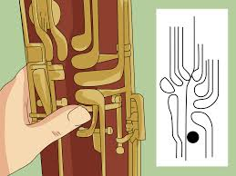Mellophone Finger Chart Printable How To Read A Fingering Chart 11 Steps With Pictures