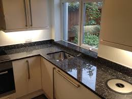Kitchen Worktop Granite Blue Pearl Granite Worktops Installed Spm Granite