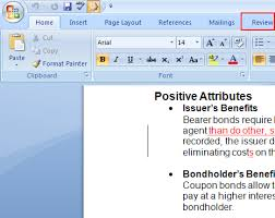 Word In Red 2007 Microsoft Word Remove Editor Comments