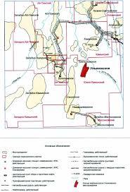 Общая характеристика предприятия и района работ Обзорная схема района производства работ приведена на рисунке 2