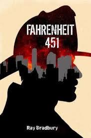fahrenheit 451 book cover poster fahrenheit 451