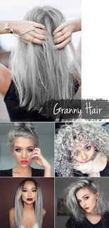 Granny Hair Tendência 2015 Por Http