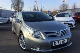 Used 2009 TOYOTA AVENSIS 1.8 V-matic T4 5dr CVT Auto for sale in ...