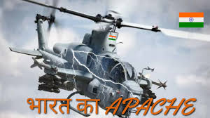 India Apache Helicopter