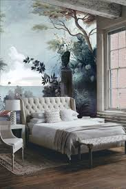 bedroom furniture interior fascinating wall. 91 Amazing Mural Walls Winter Wonderland Bedroom Ideas Furniture Interior Fascinating Wall