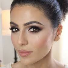 image result for beachy makeup for brunette