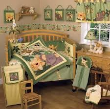 jungle themed baby bedding to add unique character to your