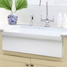 White Apron Kitchen Sink Nantucket Sinks Cape 295 X 195 1 Basin Apron Farmhouse Kitchen