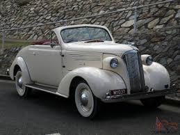 Chevrolet 1937 Convertible Roadster Rare Australian Built BY Holden